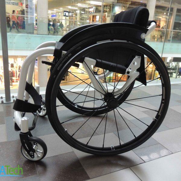 Инвалидная коляска ias-G1-BWS