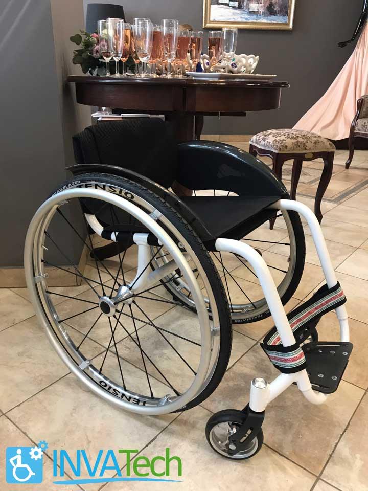 Инвалидная коляска активного типа IAS - S